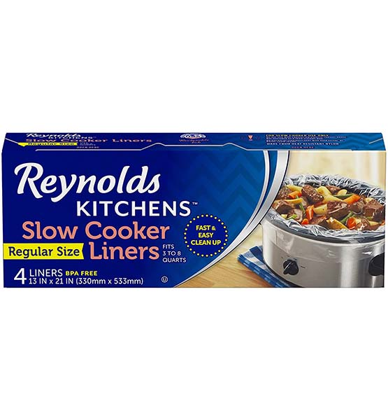 Reynolds slow cooker liners Kitchens Premium Slow Cooker Liners shop mart store best amazon product online shopping website